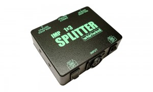 WHIRLWIND IMP SP 1x3 Splitter-Box