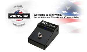 WHIRLWIND MICMUTE PP