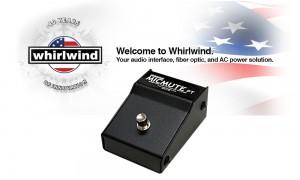 WHIRLWIND MICMUTE PT