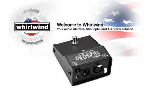 WHIRLWIND MICMUTE PX