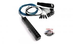 WHIRLWIND Multicore Medusa Mini-12 Serie - Low Profile 12/0/XLR