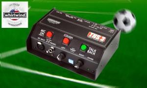 WHIRLWIND THS-3 - Broadcast Moderations-Konsole mit Talkback